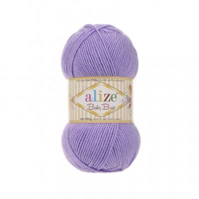 Νήμα πλεξίματος ALIZE Baby Best 100 gr.
