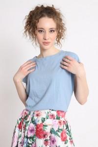 Μπλούζα γυναικεία βαμβακερή