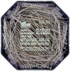 Καρφίτσες ραπτικής Prym 50gr
